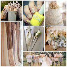 LPV Blog: Neutral Wedding Theme Ideas from Pinterest