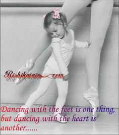 Image Detail for - dance,Heart Quotes : Inspirational Quotes, Motivational Thoughts and ...