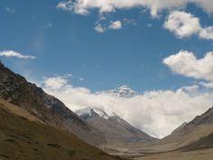 9 Tingri-Everest-Rongbuk