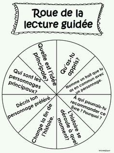 Lecture guidée (french product for guided reading) Read In French, How To Speak French, Learn French, French Teaching Resources, Teaching French, Teaching Tools, Spanish Activities, Teaching Spanish, Math Activities