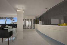 Hotel Mallorca 3dmax.photoshop