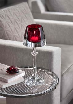 Philippe Starck, Candelabra, Candlesticks, Fire Candle, Classy Living Room, Baccarat Crystal, Crystals In The Home, Bedroom Red, Interior Exterior