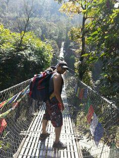 Trekking & the last resort of nepal
