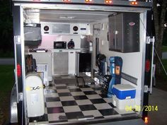 Page 30 of 33 - Enclosed Trailer Setups - posted in Trucks, Trailers, RVs & Toy Haulers: ^---- Thats a sexy assed trailer there! Nice work.