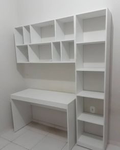 Room Design Bedroom, Small Room Bedroom, Room Ideas Bedroom, Home Room Design, Home Office Design, Bedroom Decor, Study Room Decor, Small Room Design, Aesthetic Room Decor
