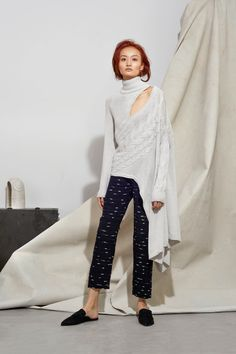 Laura Siegel Fall 2018 Ready-to-Wear Fashion Show Collection