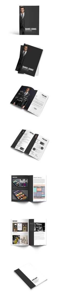 38 Awesome Creative Graphic Design Resumes Images | Infographic