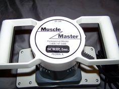 muscle master 2 speed full body massager jeanie rub morfam lumiscope - Jeanie Rub Massager