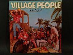 Village People - Go West (LP)