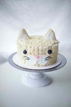 Kitty cake! #meowmonday