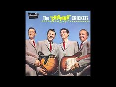 """▶ THE """"CHIRPING"""" CRICKETS /// 9. An Empty Cup ( And A Broken Date) (Buddy Holly And The Crickets) - YouTube"""