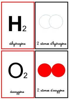 Montessori Anonymes : chimie