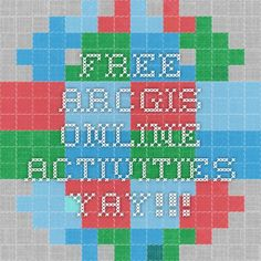 Free ArcGIS Online activities. YAY!!!