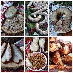 Toba de casa - CAIETUL CU RETETE Carne, Stuffed Mushrooms, Cooking Recipes, Vegetables, Christmas, Blog, Pork, Stuff Mushrooms, Xmas