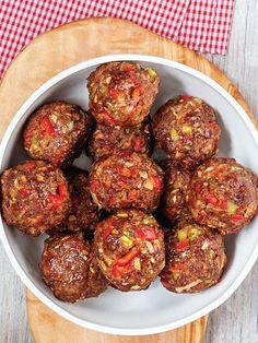 Biberli köfte Tarifi - Türk Mutfağı Yemekleri - Yemek Tarifleri