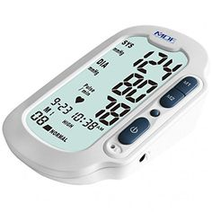 MDF Lenus Digital Blood Pressure Monitor with Adult Sized Cuff Included  Arm  Navy Blue/White (MDFBP6504-29) https://wheelchairs.life/mdf-lenus-digital-blood-pressure-monitor-with-adult-sized-cuff-included-arm-navy-bluewhite-mdfbp6504-29/