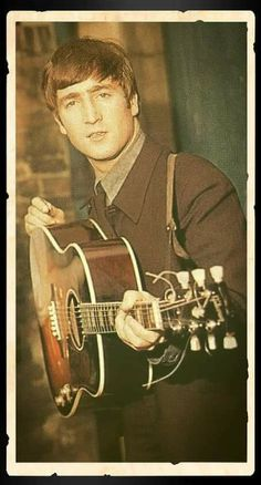 John Lennon. He is such an amazing person