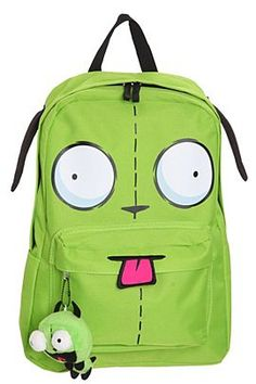 Get this for your kids that are starting Pre-K. Its so cute, always been a zim fan!