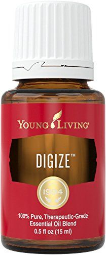 Digize Essential Oil 15ml by Young Living Essential Oils: Digize Essential Oil 15ml by Young Living Essential Oils