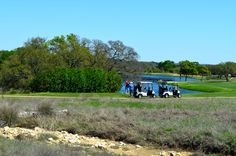 Golfing in the Hill Country