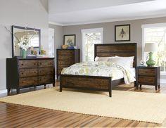 Arcola Panel Bed | Wayfair
