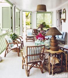 02-At Home With | Amanda Lindroth, Lyford Cay, Bahamas-This Is Glamorous