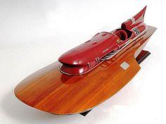 FERRARI « Arno XI » Hydroplane 1953
