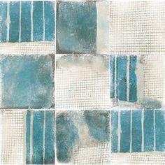 Stone Source : Old Cotto - Aquamarine - Porcelain Tile