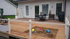 White Sun Cottage: toukokuuta 2015 Cabo, Deck, Cottage, Sun, Outdoor Decor, Home Decor, Decoration Home, Room Decor, Front Porches