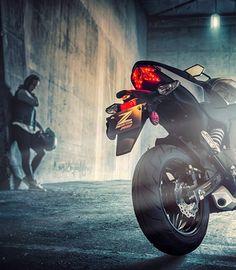 2017 Z125 PRO Sport Motorcycle by Kawasaki