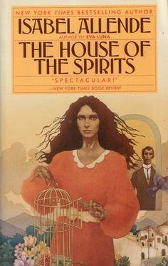 The House of the Spirits: A Novel: Isabel Allende, Magda Bogin: 9780553383805: Amazon.com: Books