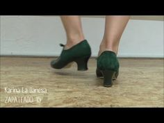 Zapateado 15 . Escobilla por Tangos . Flamenco - YouTube