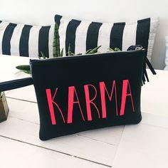 Lala words bag #karma