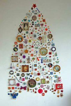 Xmas wall art!