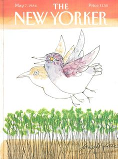 The New Yorker - Monday, May 7, 1984 - Issue # 3090 - Vol. 60 - N° 12 - Cover by : Joseph Low