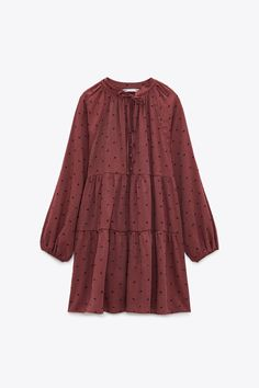 Stylish Dresses For Girls, Stylish Dress Designs, Dressy Dresses, Zara Dresses, Kurtha Designs, Korean Blouse, Hijab Fashion, Fashion Outfits, Everyday Dresses