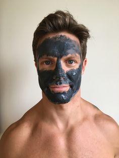 #charcoalfacemask #detox #menhairstyles #beautycounter #beautycounterbydaniellevachon