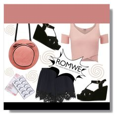 Pink by aminkicakloko on Polyvore featuring polyvore fashion style Lipsy Chloé clothing