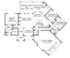 Formal Plan With Angled Garage further Rambler House Plans as well 456974693413169861 moreover House Plans With Angled Garage further Rambler House Plans. on ranch homes floor plans with angled garages