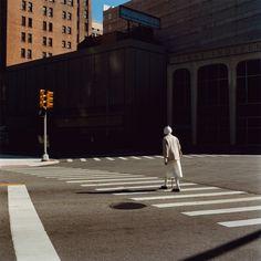 Ronan Guillou, Downtown #1, Detroit — Michigan, 2009 / Série Angel