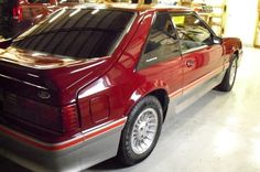 1988 Ford Mustang GT With Just 24K Miles - http://barnfinds.com/1988-ford-mustang-gt-with-just-24k-miles/