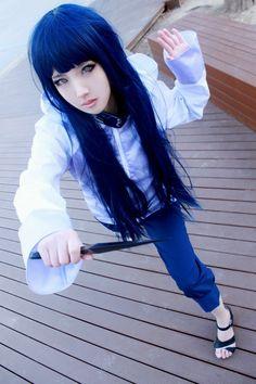 Hinata Hyuga (Naruto: Shippuden)