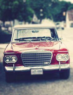 retro, vintage, car