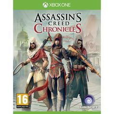 Assassin's Creed Chronicles Trilogy Xbox One Game | http://gamesactions.com shares #new #latest #videogames #games for #pc #psp #ps3 #wii #xbox #nintendo #3ds