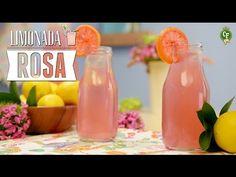 ¿Cómo preparar Limonada Rosa? YouTube | Recibe la primavera con una refrescante y colorida bebida, prepara Limonada Rosa.  #CocinaFresca es presentada por Walmart ¡Suscríbete!