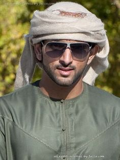 Prince Hamdan of Dubai (Prince Handsome)