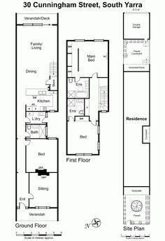 30 Cunningham St Floorplan