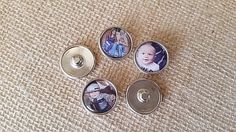 $14.99 snap in photo charms Etsy listing at https://www.etsy.com/listing/253938498/photo-snap-charms-set-of-5ginger-snap