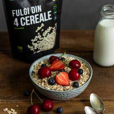 Organic Recipes, Bio, Acai Bowl, Gluten, Breakfast, Acai Berry Bowl, Morning Coffee, Organic Dinner Recipes