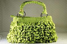 Tutorial - Shaggy bag